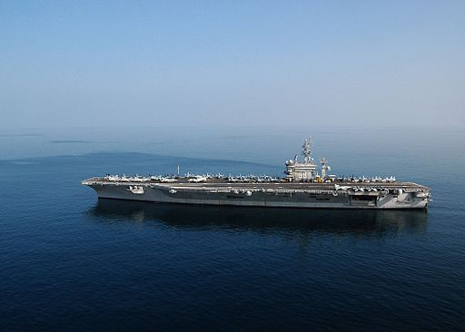 Eisenhower Carrier Group continues scheduled deployment DVIDS32960