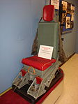 Ejector seat at the Wings Over the Rockies Air and Space Museum (4283417334).jpg