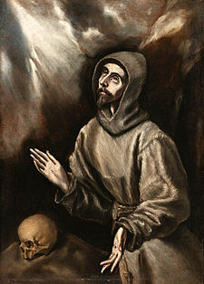 El Greco (workshop) - Saint Francis.jpg