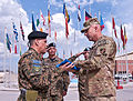 El Salvadoran military complete NATO mission in Afghanistan 140511-A-PP187-011.jpg