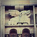 El ave Roc, Edificio del Seminario.jpg