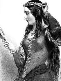 eleonor of provenece Eau de Toilette Rose 4 reines de Loccitane