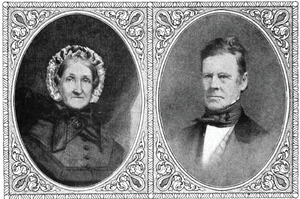 Jay Cooke - Eleutheros and Martha Cooke, parents of Jay Cooke
