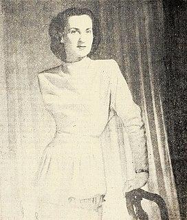 Elisa Serrana