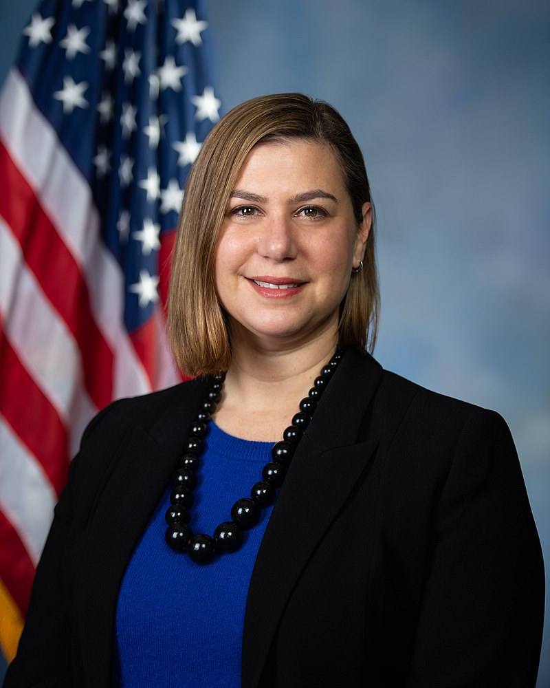 Representative SLOTKIN ELISSA