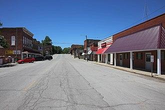 Elsberry, Missouri - Elsberry, Missouri in June 2018
