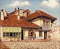 Emanuel Muanović (1886-1944) - Kafana Kičevo, 1925.jpg