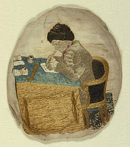 Embroidered Picture, 19th century (CH 18489051)