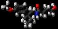 Embutramide molecule ball.png