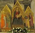 Empoli, collegiata, lorenzo di bicci e bicci di lorenzo, trittico 2.jpg