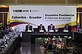 Encuentro Presidencial y II Reunión del Gabinete Binacional Colombia – Ecuador (11052430384).jpg