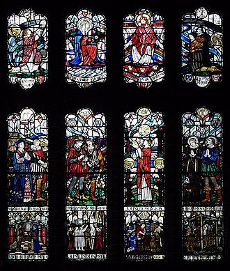 Margaret Agnes Rope - Image: English martyrs Oxton
