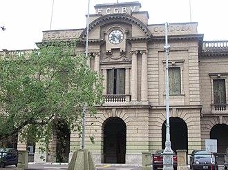 General Bartolomé Mitre Railway - Córdoba station.