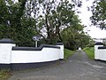 Entrance to Ballyconnor Cottages - geograph.org.uk - 570515.jpg