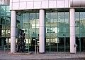 Entrance to the Michael Swann building, Edinburgh University. - geograph.org.uk - 1150816.jpg