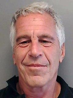 Jeffrey Epstein American financier and convicted sex offender (1953-2019)
