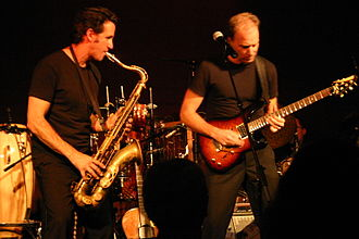 The Rippingtons - Image: Eric Marienthal & Russ Freeman