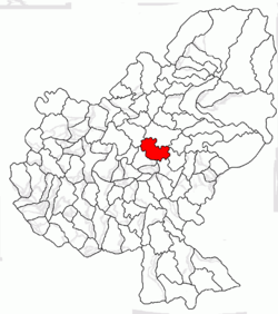 Location of Ernei