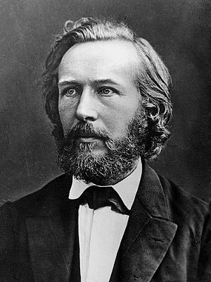 Ernst Haeckel - Ernst Haeckel: Christmas of 1860 (age 26)