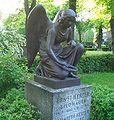 Ernst Herter-SculptureOnHisGrave-Mutter Erde.jpg