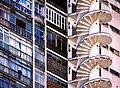 Escada de emergência - Edifício Copan, São Paulo - SP - Brasil.jpg