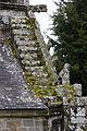 Escalier dans le rampant nord de la chapelle Notre-Dame-de-la-Clarté, Kervignac, France.jpg