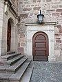 Eschweger Landgrafenschloss - Eingang zum Rittersaal -Schlossplatz - panoramio.jpg