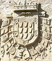 Escudo condes de Buendía - Hospital de Santiago.JPG