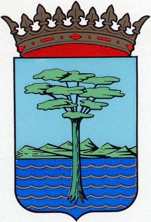 Bata, Equatorial Guinea - Image: Escudo de Bata (Litoral)