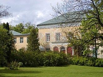 Kose-Uuemõisa - Kose-Uuemõisa Manor