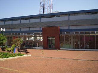 Campo Mourão - Estação da Luz.
