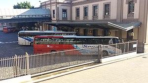 Estació del Nord (Barcelona) - The bus station