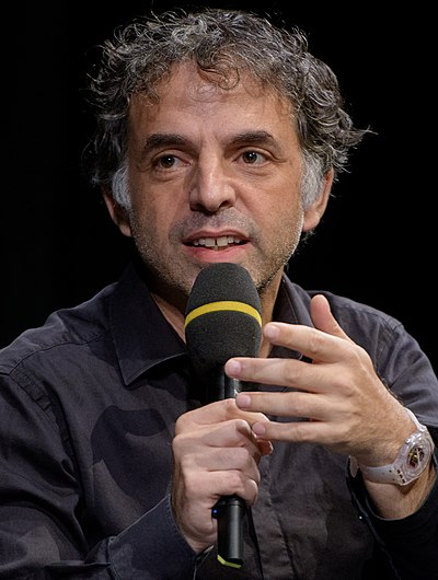 Picture of an author: Etgar Keret