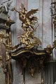 Ettal Abbey, Pulpit 005.JPG