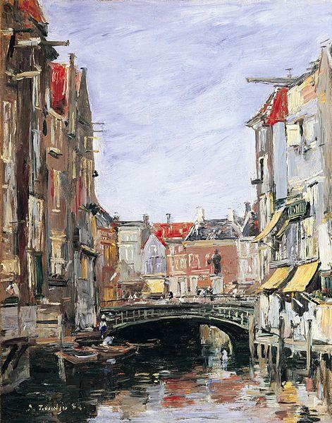 File:Eugène Boudin - La Place Ary Scheffer, Dordrecht.jpeg