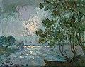 Eugène Chigot, Clair de Lune (Moonlight), oil painting. (undated).jpg