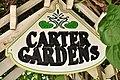 Eureka, California - Carter Gardens sign.jpg