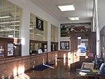 Eureka, Kansas, post office interior 2.jpg