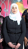 Eva Abu Halaweh of Jordan 2 - 2011 International Women of Courage awardee.png