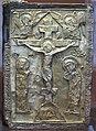 Evangeliario, coperta con crocifissione, 1325, 02.JPG