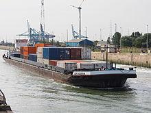 Excelsior - ENI 04607680, Zandvlietsluis, Port of Antwerp pic1.JPG