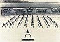 Exercising students of the Caotun Public School.jpg