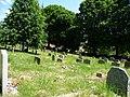 Exeter , St Michael Churchyard and Gravestones - geograph.org.uk - 1344024.jpg
