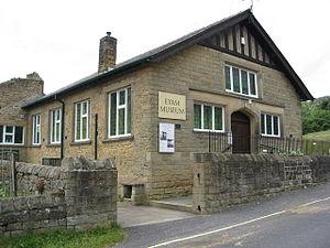 Eyam Museum - Eyam Museum.