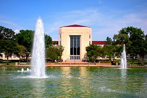 University of Houston System - Image: Ezekiel W. Cullen Building (Alternate)