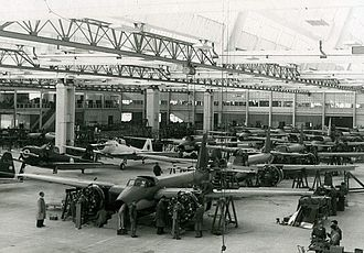 Argentine defense industry - I.Ae. 24 Calquin aircraft production, 1950