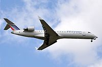 F-GRZL - CRJ7 - Not Available