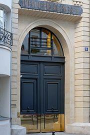 Rue du Croissant (Paris) — Wikipédia