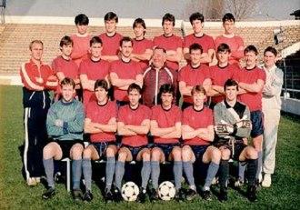 FC Bihor Oradea - FC Bihor Oradea (1989–1990)