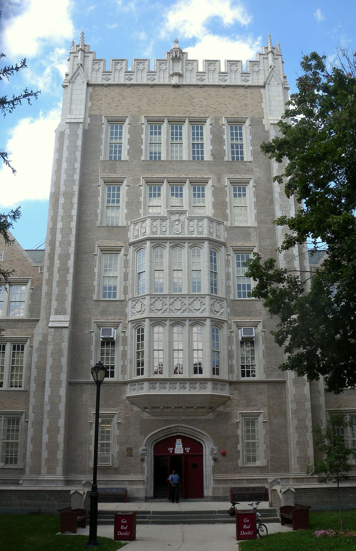 Flushing High School Wikipedia